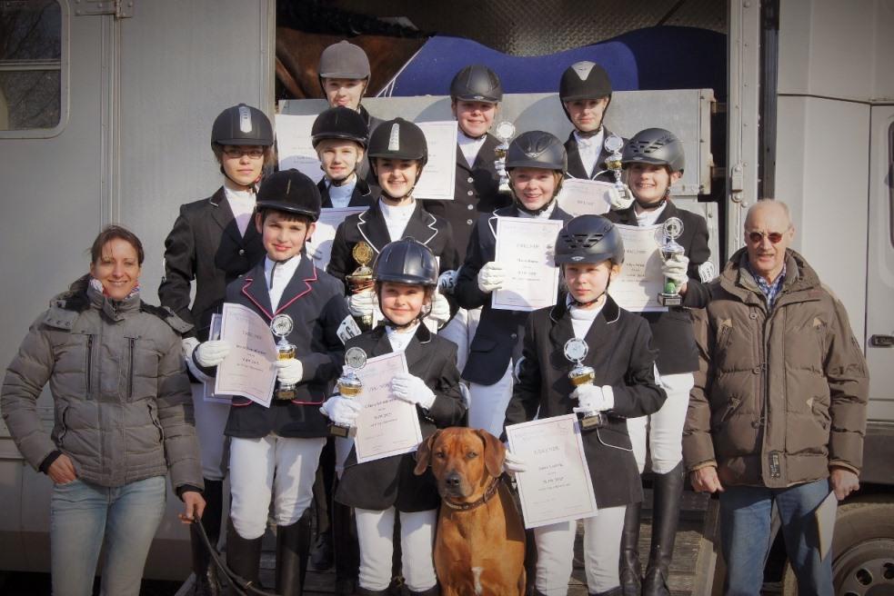 Pressemitteilung: Winter-Jugend-Wettbewerb